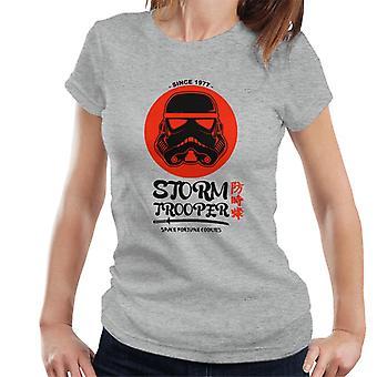 Ursprungliga Stormtrooper utrymme Fortune Cookies Women's T-Shirt