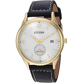 Citizen Eco-Drive Leather Mens Watch BV1112-05A