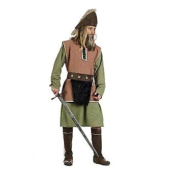 Warrior Prince Celtic chieftain Warrior fighter Mr costume