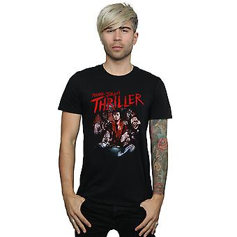 Michael Jackson Men's Thriller Ghouls T-Shirt