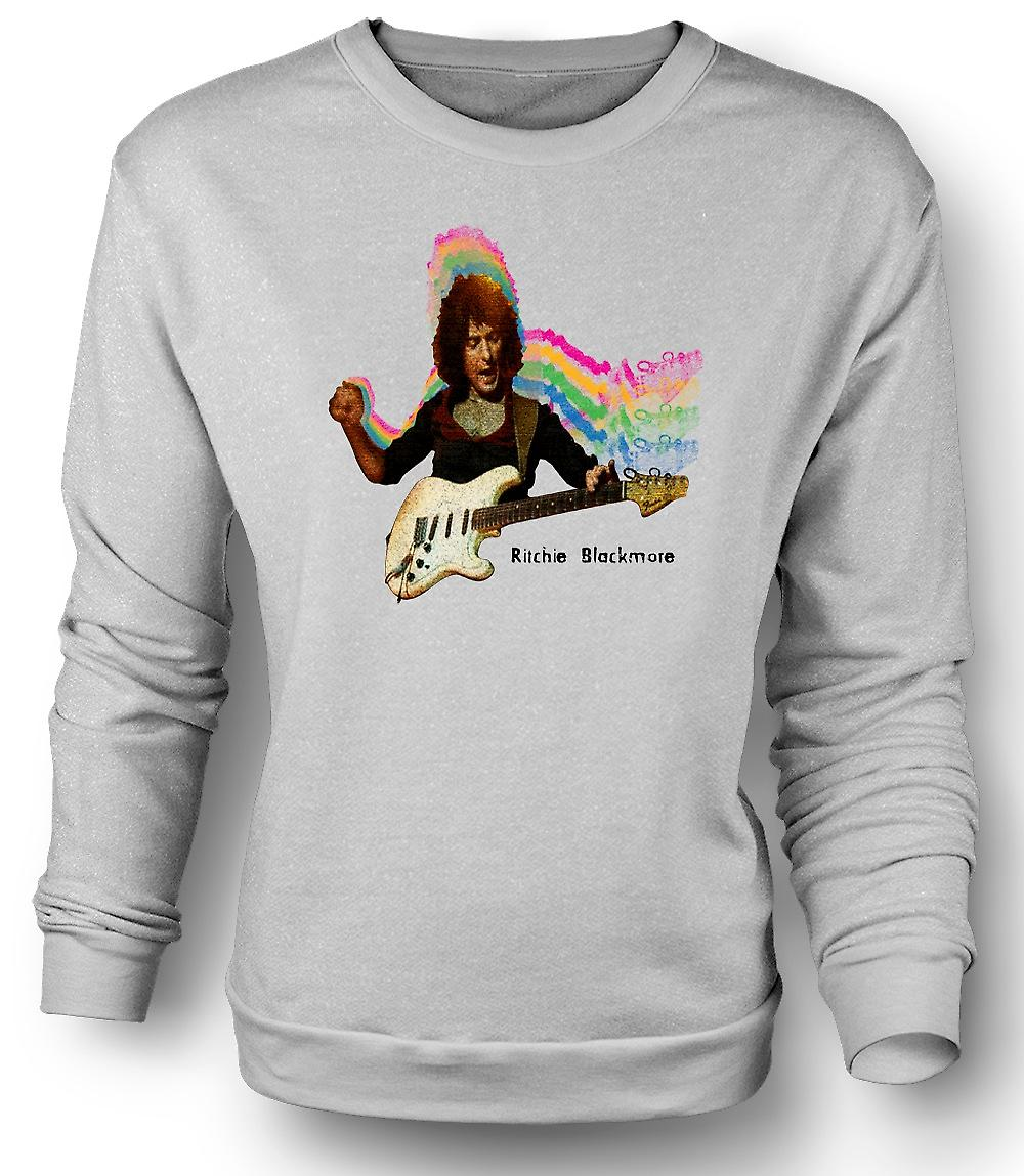 Heren Sweatshirt Richie Blackmore - gitaar Rock God