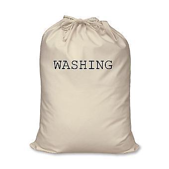 Washing Bag 100% Natural Cotton