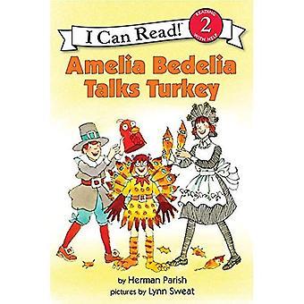 Amelia Bedelia Talks Turkey (I Can Read Amelia Bedelia - Level 2)
