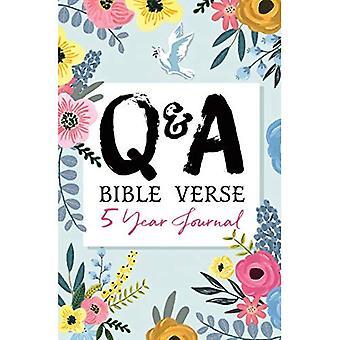 Q & A Bible Verse 5-Year Journal