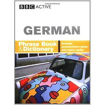 BBC German Phrase Book and Dictionary (Phrasebook)