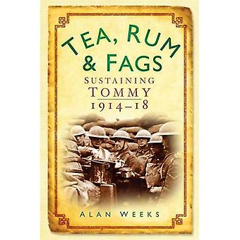 Te, Rom og Fags: fastholde Tommy 1914-1918