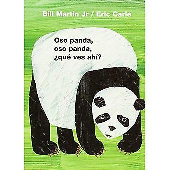 Oso pando, oso pando, que ves ah&237;? (Panda Bear, Panda Bear, What Do You See?)