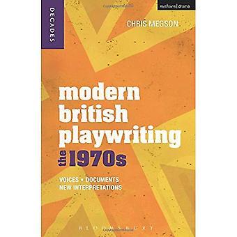 Dramaturgie britannique moderne