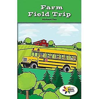 Excursion sur le terrain de la ferme (lecteurs de Rosen Real: tige et Collection de vapeur)