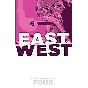 East of West Volume 4: Who Wants War? (East of West Tp)