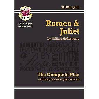 GCSE Shakespeare: Roméo et Juliette - la lecture complète, pt. 1 & 2 (Gcse anglais annotée texte)
