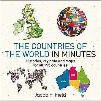 Países del mundo en minutos (en minutos)