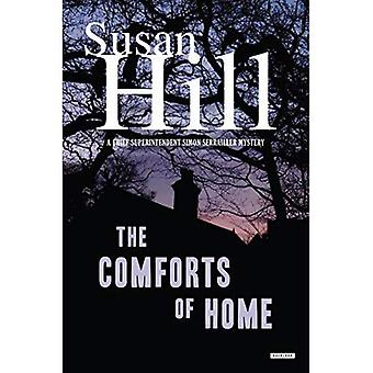 The Comforts of Home (Chief Superintendent Simon Serrailler Mystery)