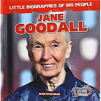 Jane Goodall (Little Biographies of Big People)