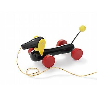 BRIO Pull long petit teckel 30332