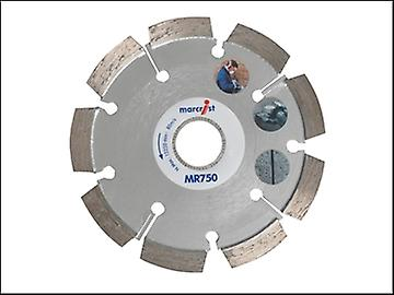 Marcrist MR750 Mortar Raking Diamond Blade 115mm x 22.2mm x 6mm