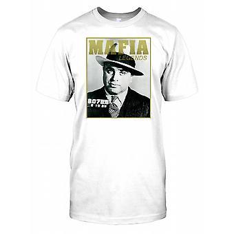 Mafia Legend Al Capone T-shirt