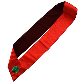 Masonic AASR 8th Degree Sash