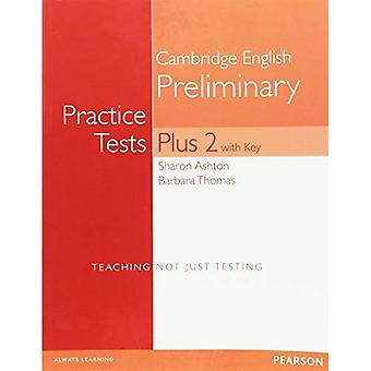 PET Practice Tests Plus 2 Students' Book with Key (Practice Tests Plus)