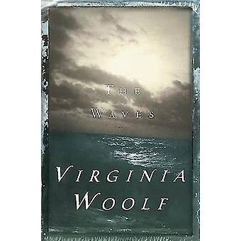 The Waves by Virginia Woolf - 9780156949606 Book