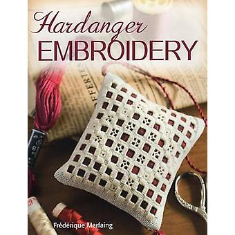 Hardanger Embroidery by Frederique Marfaing - 9780811713375 Book