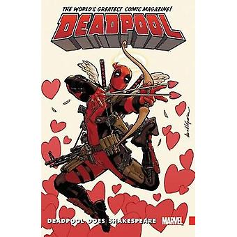 Deadpool - World's Greatest Vol. 7 - Deadpool Does Shakespeare by Gerry