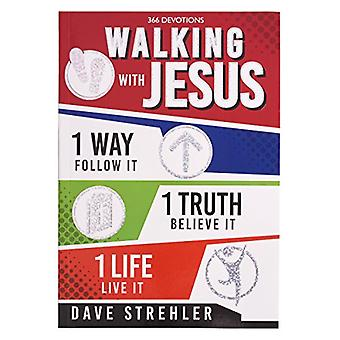 Walking with Jesus by Dave Strehler - 9781432119300 Book