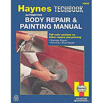 Automotive Body Repair and Painting Manual by Don Pfiel - etc. - 9781