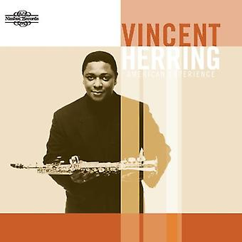 Vincent Herring - importation USA American Experience [CD]