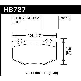 Hawk Performance HB727F.592 HPS