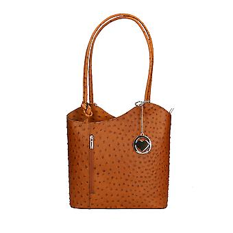 Leather shoulder bag Made in Italy P3005