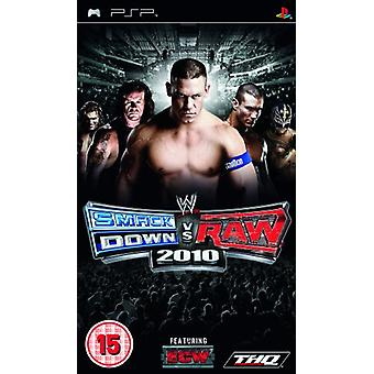 WWE Smackdown vs Raw 2009 - Platinum Edition (PSP) - Factory Sealed