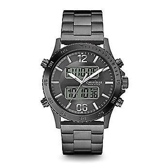 Caravelle New York Clock Man Ref. 042429528499