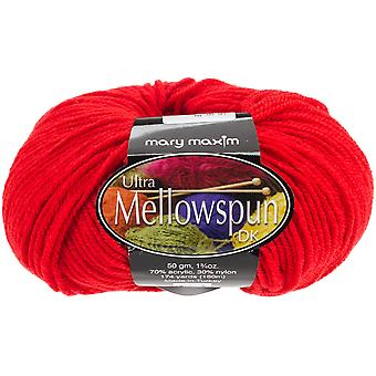 Ultra Mellowspun Yarn-Red 554-832