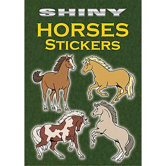 Dover Publications Shiny Horses Stickers Dov 44445