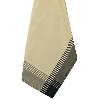 Black & Tea Dye Stripe Mcleod Towel 20