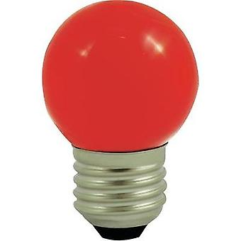 LED E27 Droplet 1 W Red (Ø x L) 45 mm x 70 mm EEC: n/a LightMe 1 pc(s)