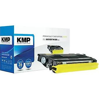 KMP Toner cartridge replaced Brother TN-2000 Compatible Black