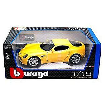 Burago Alfa 8C Competizione (Toys , Vehicles And Tracks , Mini Vehicles , Cars)