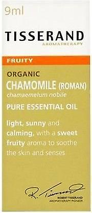 Tisserand Aromatherapy Chamomile Roman Ethically Harvested Essential Oil