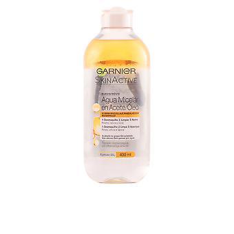 SKINACTIVE AGUA MICELAR en aceite waterproof