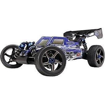 Reely generación X 6S Brushless 1:8 RC modelismo coches Buggy eléctrico 4WD RtR 2,4 GHz