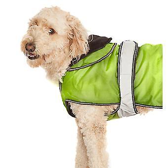 2 In 1 Hi Viz Dog Coat 45cm (18