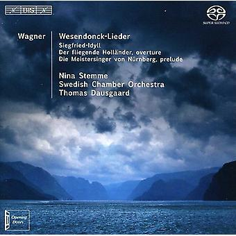 R. Wagner - Wagner: Wesedonck-Lieder; Siegfried-Idyll; Overtures [SACD] USA import