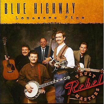 Blå motorvej - Lonesome Pine [CD] USA importerer