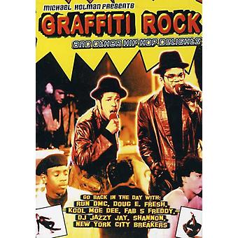Graffiti Rock & Other Hip Hop Delights [DVD] USA import
