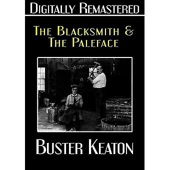 Buster Keaton: The Blacksmith & the Paleface [DVD] USA import
