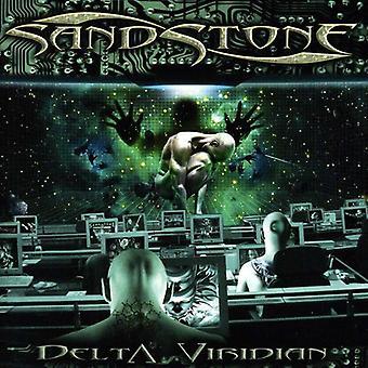 Sandsten - Delta Viridian [CD] USA importerer