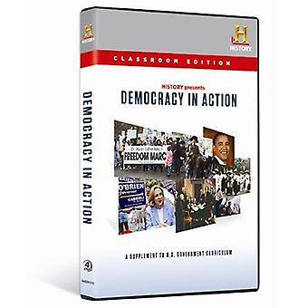 Democracy in Action [DVD] USA import