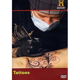 Tatoeages [DVD] USA import